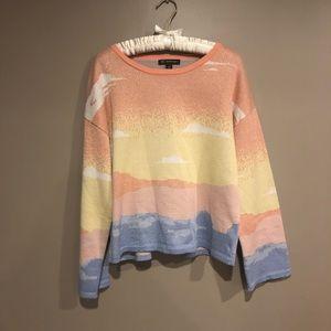 🎀 INC International Concepts sweater sz L